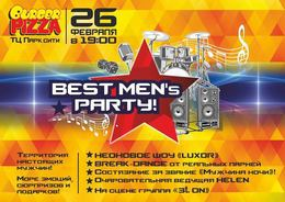 Best Men's Party