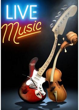 Музыкальная программа в кафе-клубе «Баку»