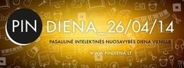 PIN diena 2014
