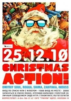 Christmas Action