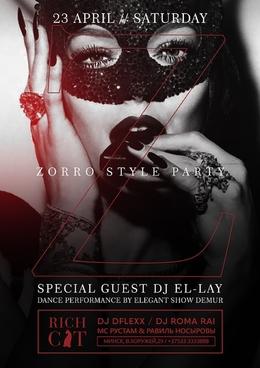 Dj El-LAy & Zorro Style