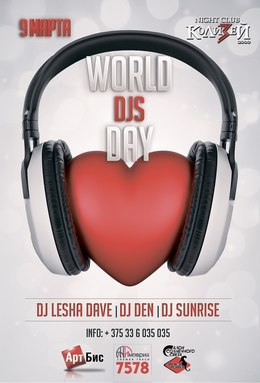 World DJ Day Party