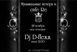 Dj D-Flexx