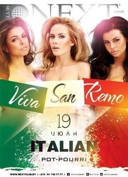 San Remo Party