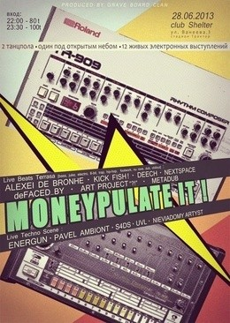 Moneypulate it