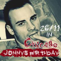 День рождения Джонни