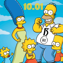 The Simpsons Party