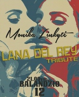 Трибьют Lana Del Ray от Monika Linkyte