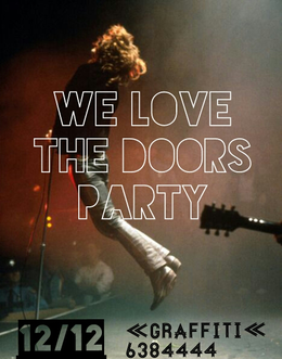We Love The Doors Party: SheJay Ksana