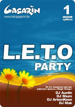 L.E.T.O party