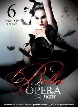 Ballet & Opera Night