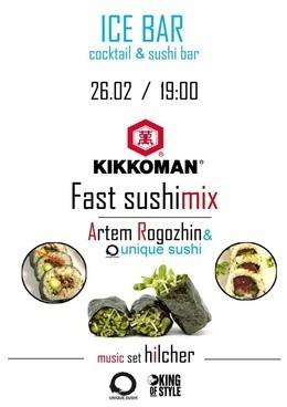 Unique Sushi | Fast Sushimix