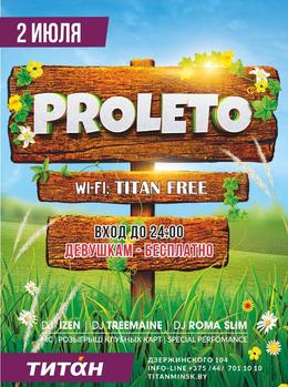 Proleto