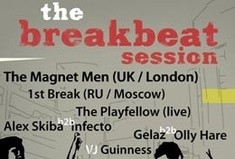«THE BREAKBEATS SESSION»