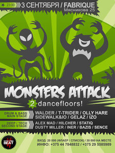 Monsters Attack