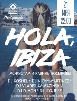 Hola, Ibiza!