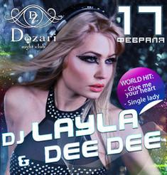 DJ Layla & Dee - Dee