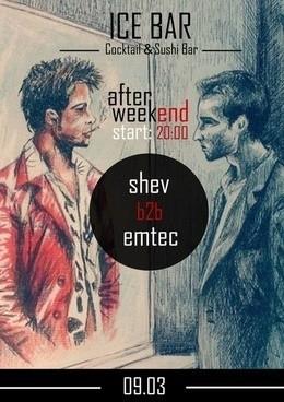 Weekend shev b2b emtec