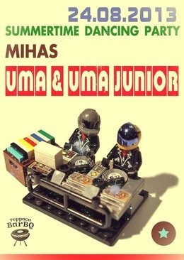 Uma & Uma Junior