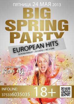 Big Spring Party