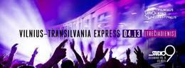 Vilnius–Transilvania Express