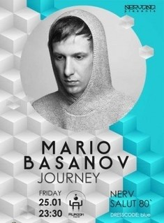 Nervana presents: Mario Basanov