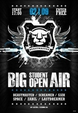 Big student Open Air