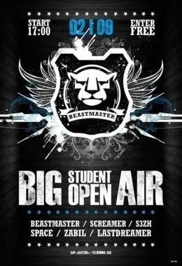 Big student Open Air