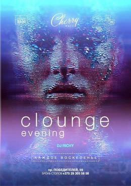Clounge evening