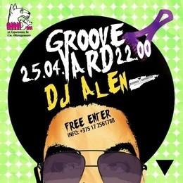 Groove Yard. Dj Alen