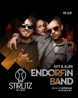 Endorfin Band & Dj`s 007 & Alen