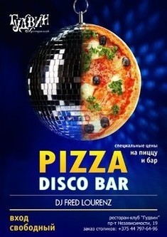 Pizza Disco bar