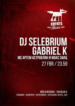 Dj Selebrium & Gabriel K