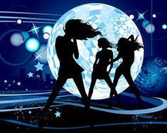 Вечеринка школы танцев «Roxy Dance»
