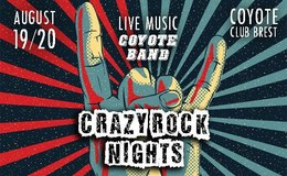 Crazy Rock Nights