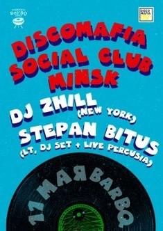 Disco Mafia Social Club