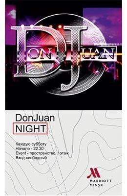 Don Juan Night