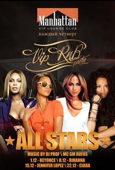 Vip RnB Party: Beyonce Night
