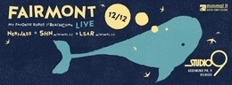 Moon Safari: Fairmont (CA) live