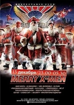 Merry X-Men