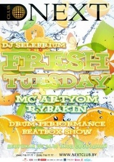 Fresh Tuesday