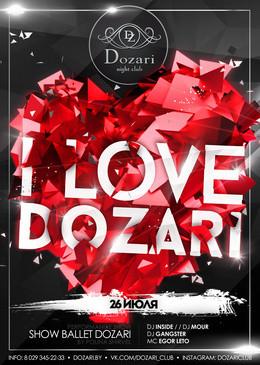 I love Dozari