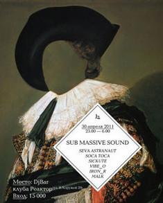 Sub Massive Sound