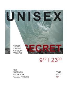 Unisex Secret