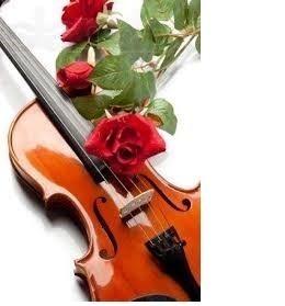 Романтический вечер скрипки и танцевальная проограмма