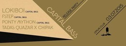 Capital Bass Release Party