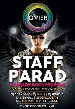 Staff Parad