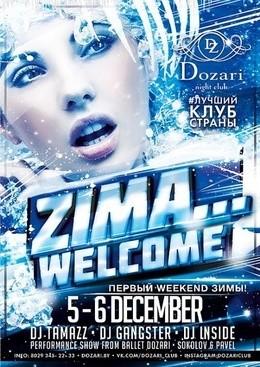 Zima... Welcome