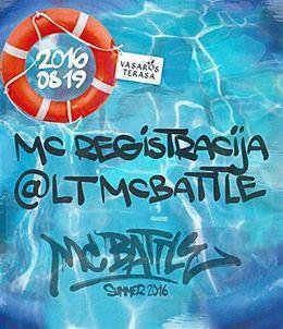MC Battle Summer 2016 + DJ Fingerfood (UK)
