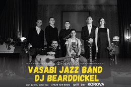 Vasabi Jazz Band & DJ Bearddickel